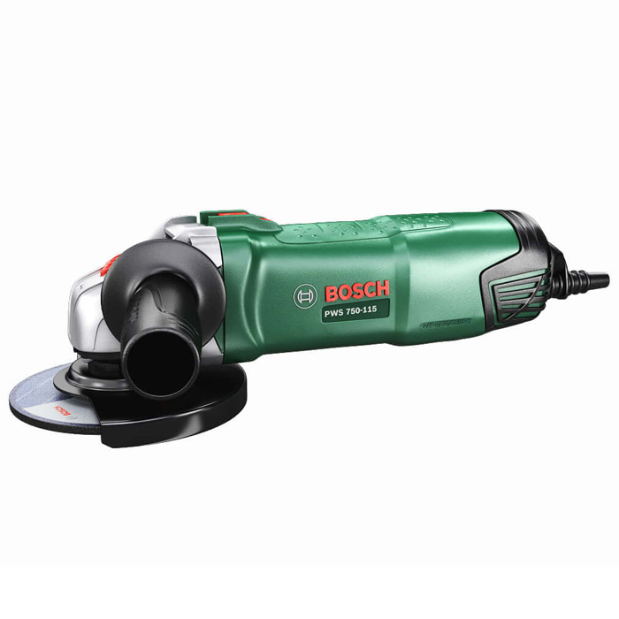 Угловая шлифмашина Bosch PWS 750-115 06033A2420