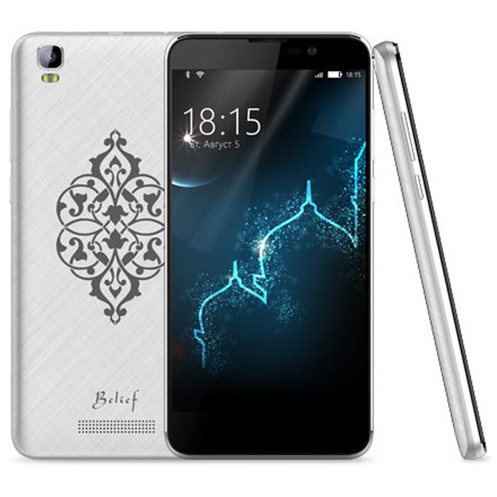 Смартфон BQ Mobile BQ-5071 Belief Silver