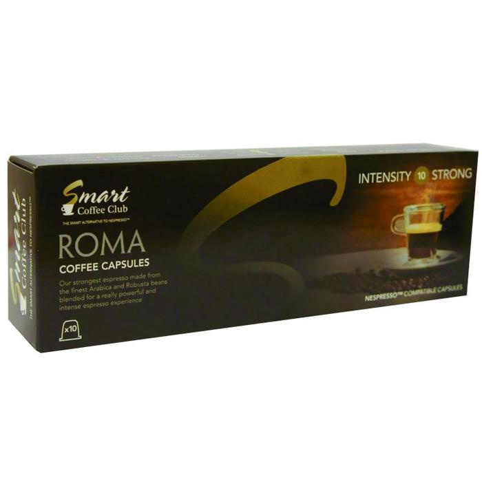 Кофе в капсулах Smart Coffee Club Roma 10 капсул