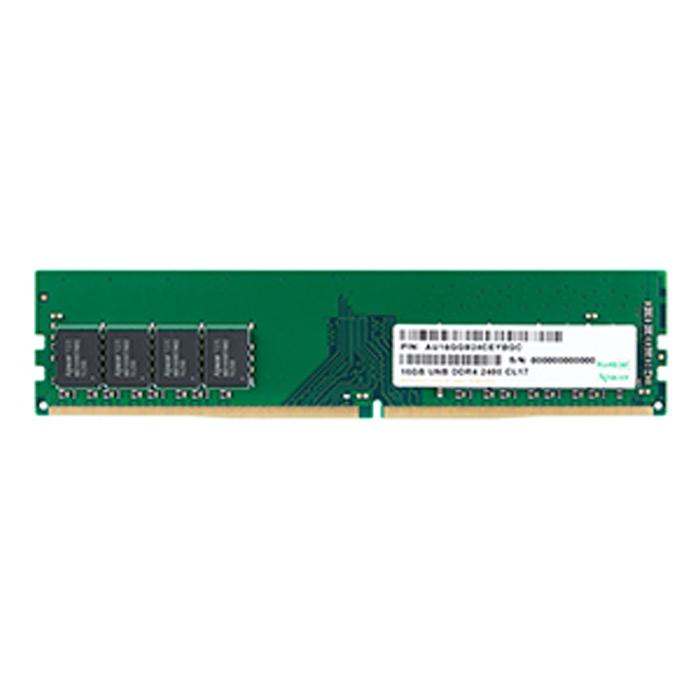 Модуль памяти DDR4 4Gb PC-19200 2400MHz Apacer ( AU04GGB24CETBGH )