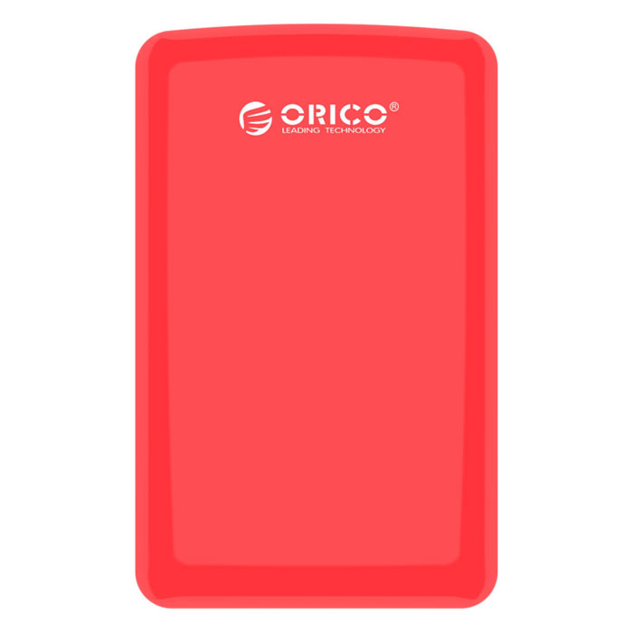 Корпус для HDD 2.5″ SATA-USB3.0 Orico 2579S3 Red