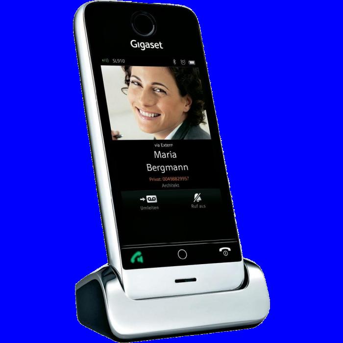Телефон Dect Siemens Dect Gigaset SL910