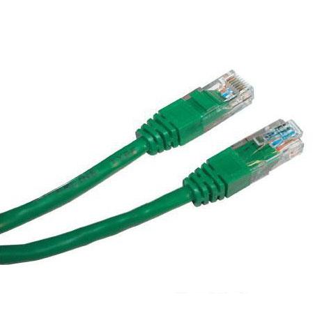 Патч-корд UTP 0.5м Green