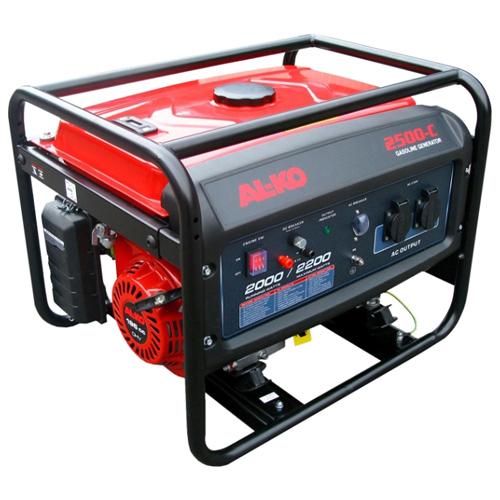 Бензиновый генератор AL-KO 2500-C