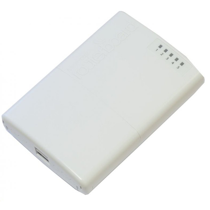 Маршрутизатор MikroTik RB750P-PBr2