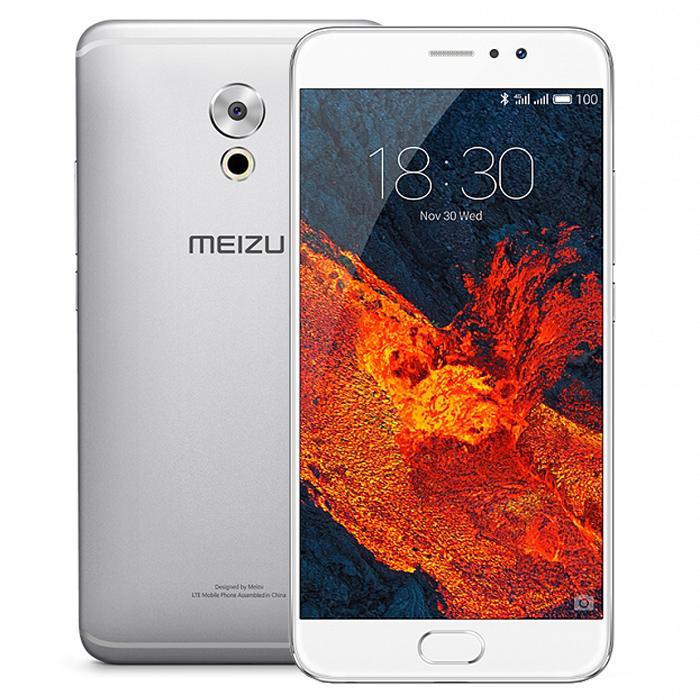 Смартфон Meizu Pro 6 Plus 64Gb Silver