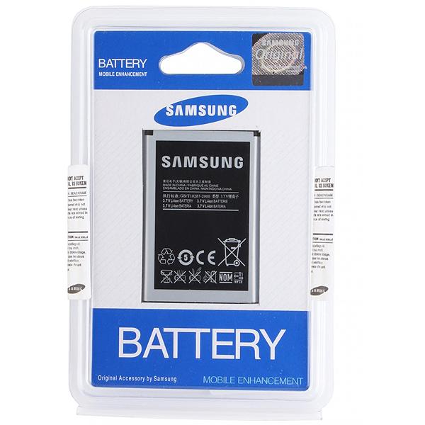 Аккумулятор для сотового телефона Samsung EB-B500AEBECRU для Galaxy S4 mini I9190\I9192\I9195, 1900 mAh