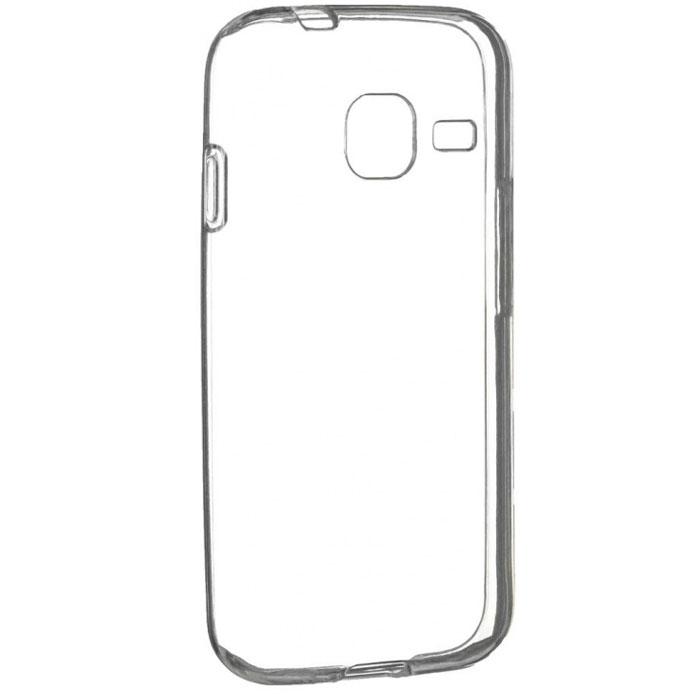 Чехол iBox Crystal для Samsung Galaxy J1 mini Prime (2017) SM-J106F, прозрачный