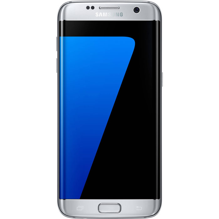 Смартфон Samsung G935F Galaxy S7 edge 32GB серебро