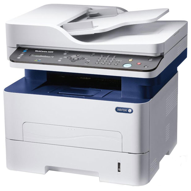 МФУ Xerox WorkCentre 3225DNI лазерное с Wi-Fi
