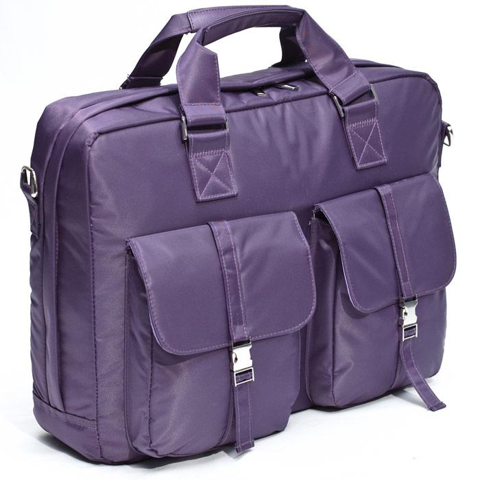 Сумка 16″ Bagspace BS-436-16VL фиолетовая