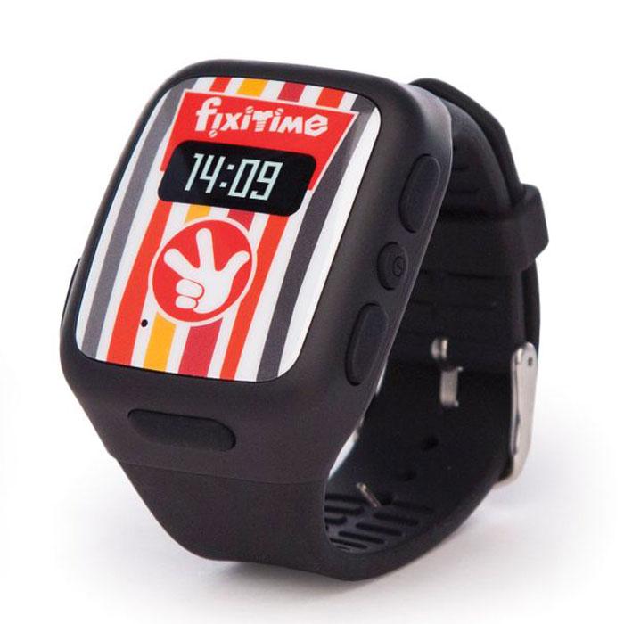 Умные часы Elari Fixitime, черные