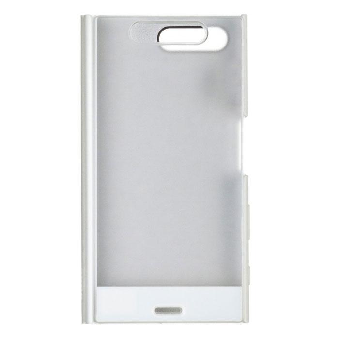 Чехол Sony SCTF20 White для Sony F5321 Xperia X compact, белый