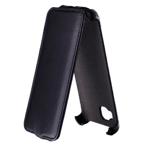 Чехол iBox Premium для Fly IQ455 Ego Art 2, черный