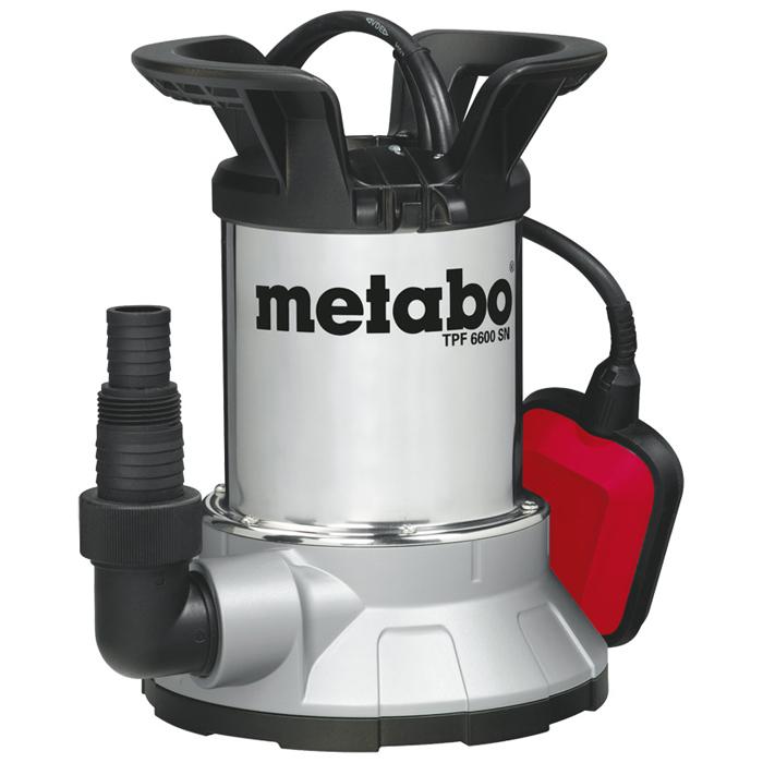 Дренажный насос для чистой воды Metabo TPF 6600 SN