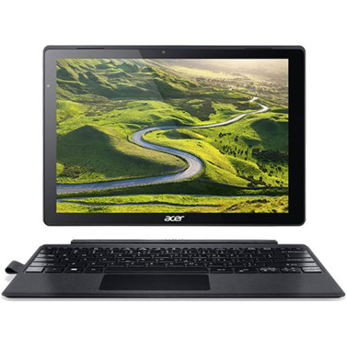 Планшетный компьютер 12.0″ Acer Aspire Switch Alpha 12 SA5-271-36YQ 96Gb Dock Iron Core i3 6100U/4Gb/96Gb/12.0″ FullHD+/5.0Mp/Win10 ( NT.LCDER.009 )