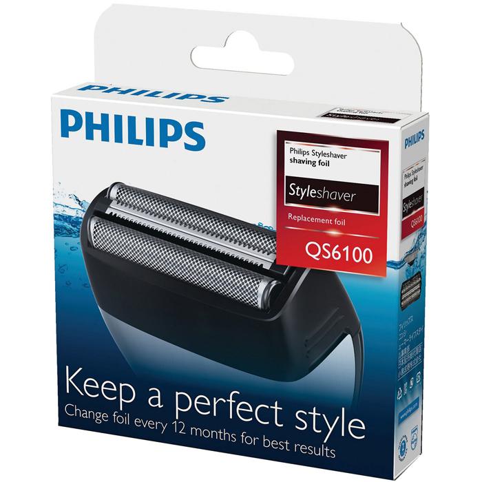 Бритвенные головки Philips QS6100/50 для бритвы QS6140