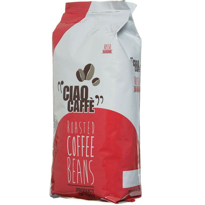 Кофе в зёрнах Ciao Caffe Rosso Classic 1 кг