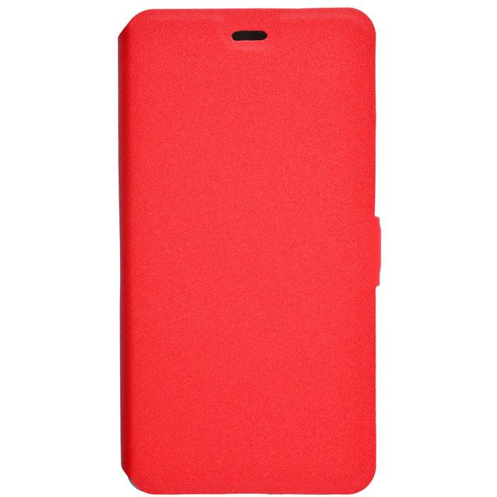 Чехол PRIME book case для Xiaomi Redmi 4, красный