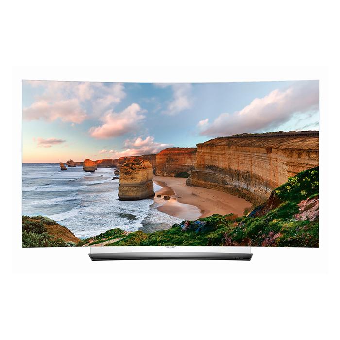 Телевизор ЖК 65′ LG OLED65C6V черный