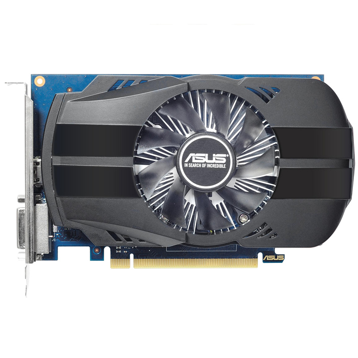 Видеокарта PCI-E ASUS GeForce GT 1030 2048Mb, DDR5 ( PH-GT1030-O2G ) Ret