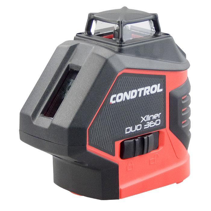 Лазерный нивелир CONDTROL Xliner Duo 360