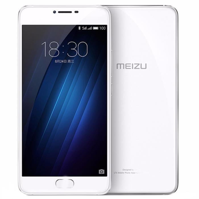 Смартфон Meizu U20 16Gb Silver