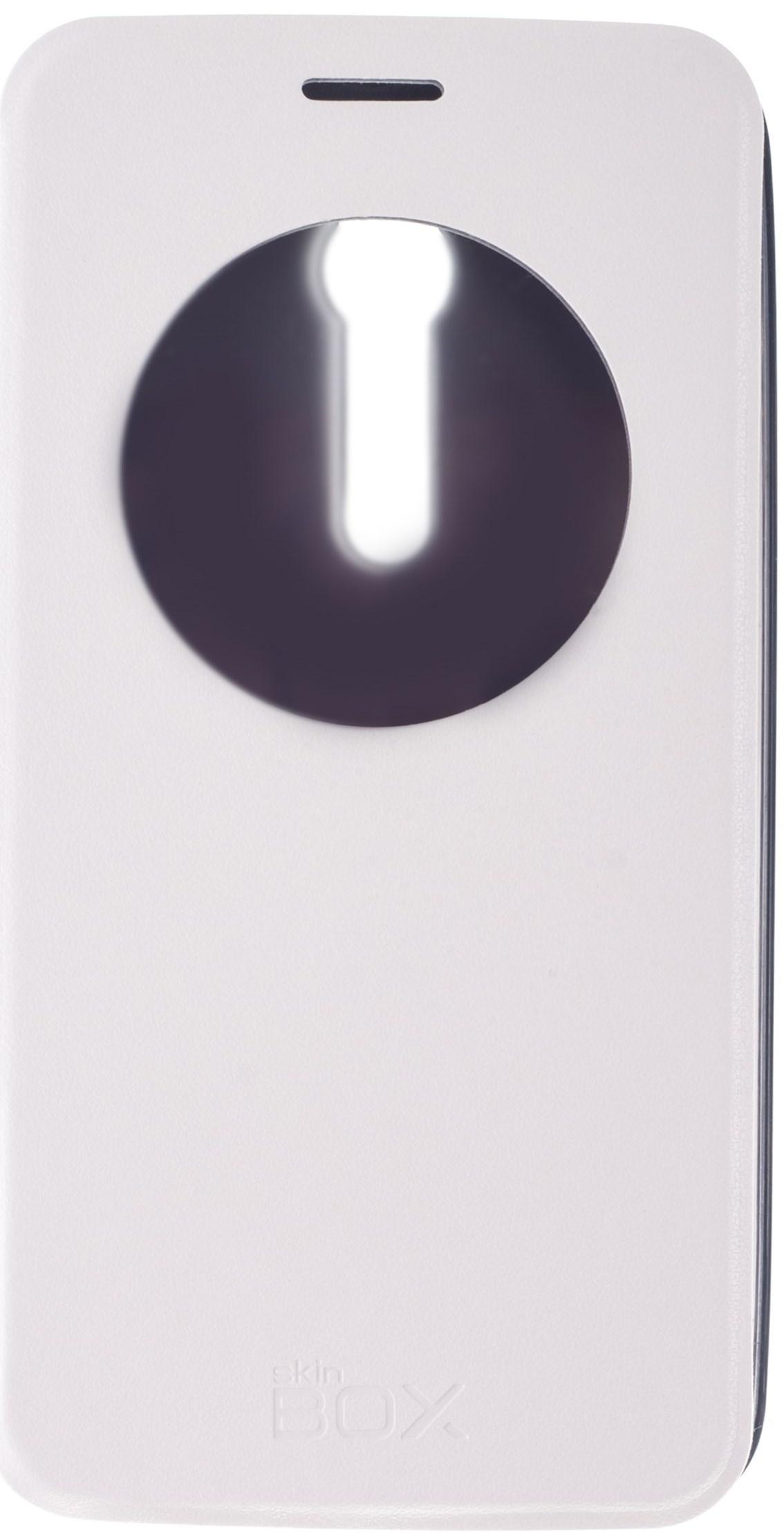 Чехол skinBOX Lux AW для Asus ZenFone 2 ZE550MLZE551ML белый