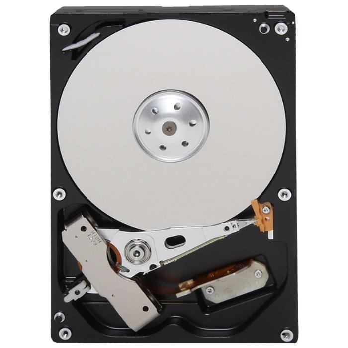 Жесткий диск 3.5″ SATA3 2.0Тб Toshiba , 7200rpm 64mb ( DT01ACA200 ) OEM