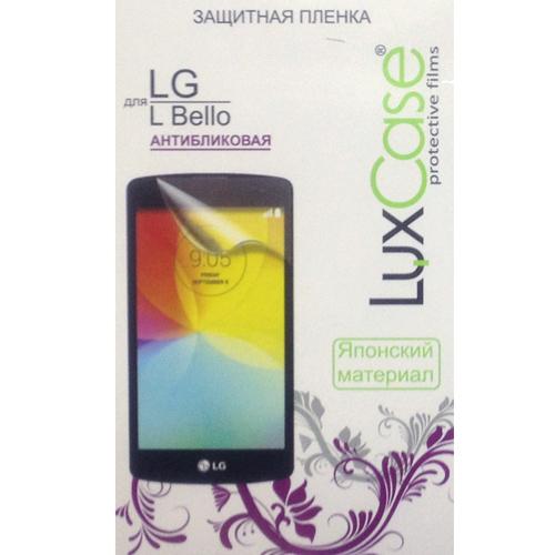 Защитная плёнка для LG D335 L Bello Luxcase Антибликовая