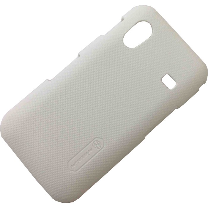 Чехол Nillkin Super Frosted Shield для Samsung S5830 Galaxy Ace белый