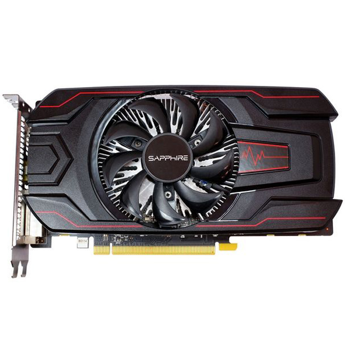 Видеокарта PCI-E Sapphire ATI Radeon RX 560 Pulse 2048Mb DDR5 ( 11267-13-20G ) Ret