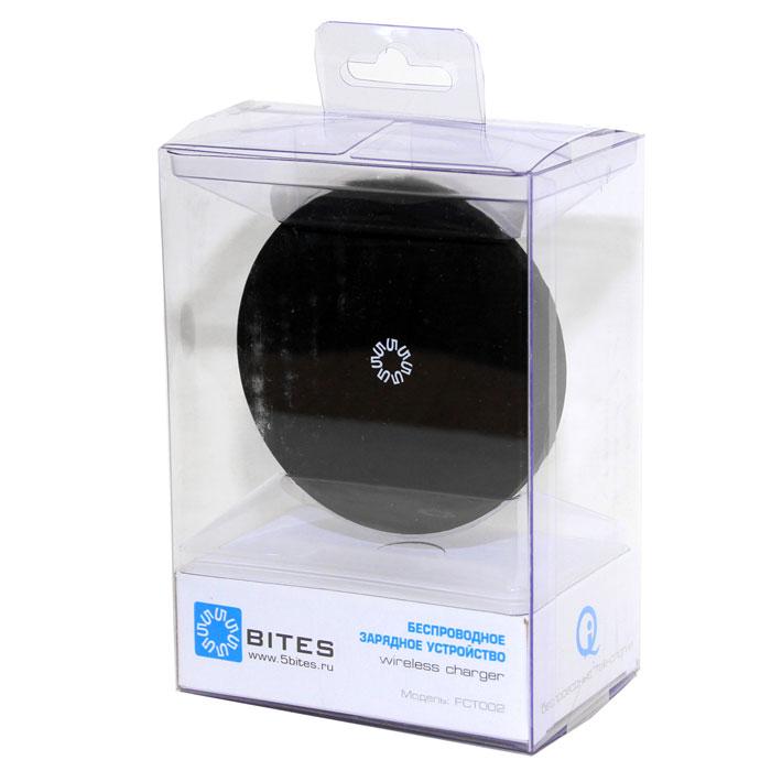Беспроводная зарядная панель 5bites FCT002 1A черная