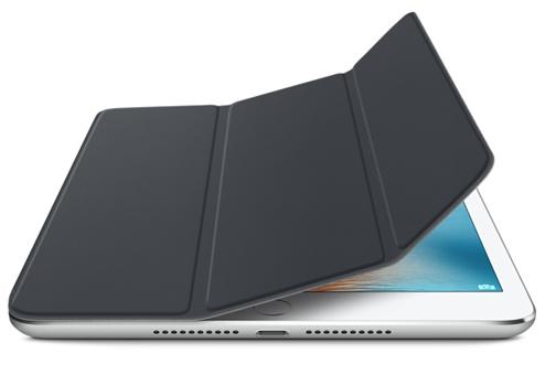 Чехол для iPad Mini 4 Smart Cover Charcoal Gray MKLV2ZM/A
