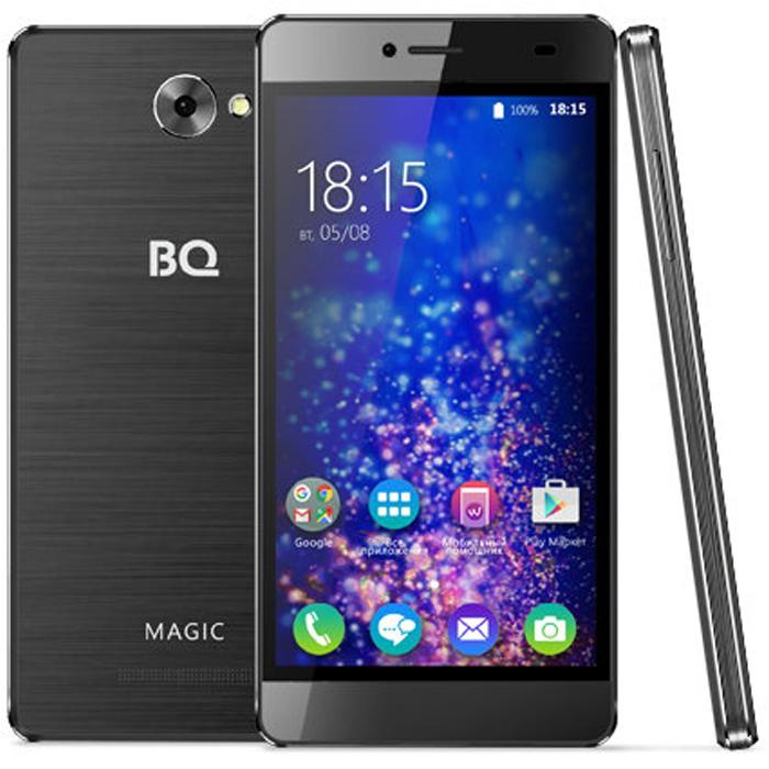 Смартфон BQ Mobile BQS-5070 Magic Black