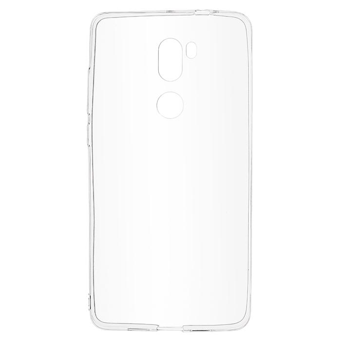 Чехол SkinBox 4People slim silicone case для Xiaomi Mi5S Plus, прозрачный