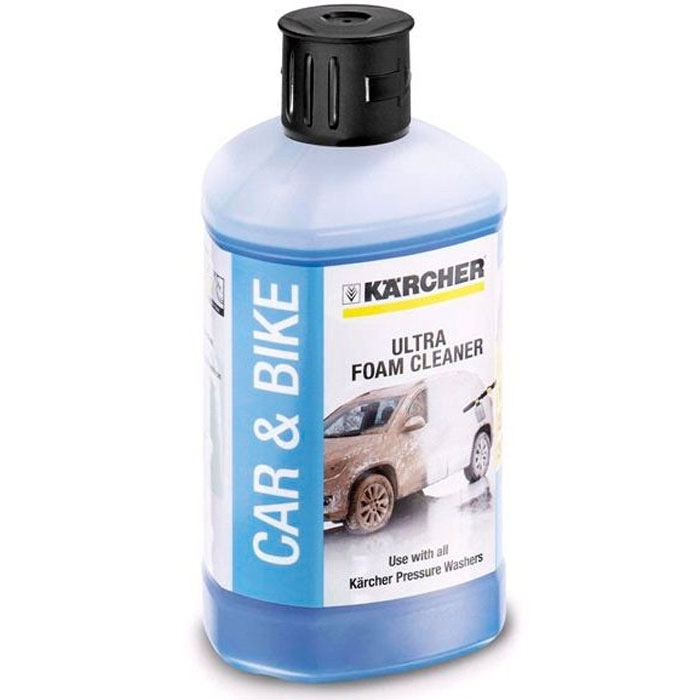 Автошампунь Karcher Ultra Foam Cleaner 1л 6.295-744.0