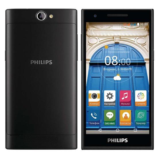 Смартфон Philips Xenium S396 черный