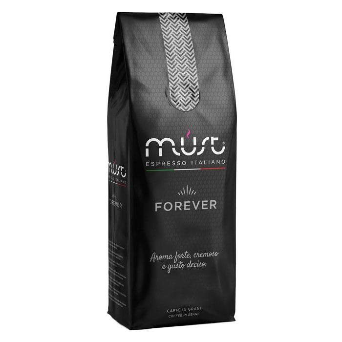 Кофе в зёрнах Must FOREVER  1 кг