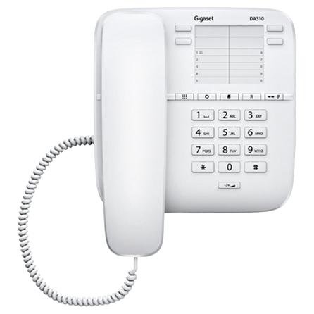 Телефон Siemens Gigaset DA 310 white