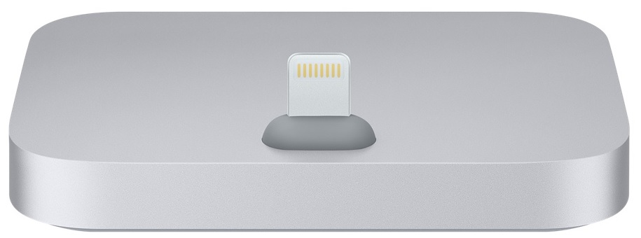 Док-станция Apple Lightning Dock для iPhone, ML8H2ZM/A Spaсe Gray