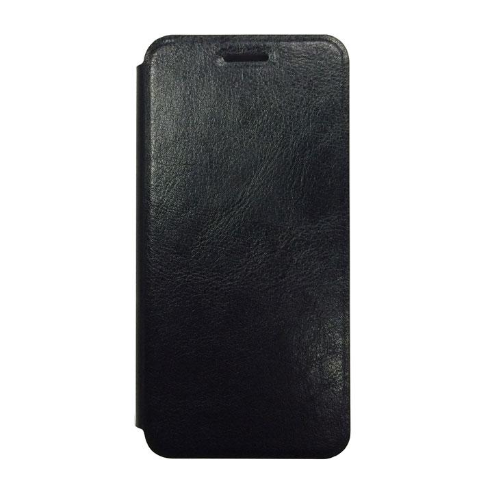 Чехол skinBOX Lux для Samsung Galaxy A3 (2016) SM-A310F, черный