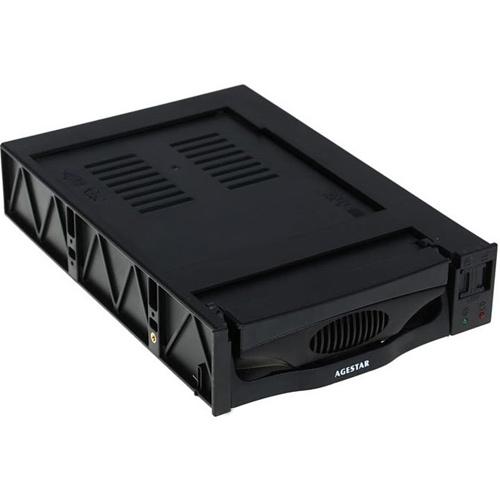 Мобильное шасси SATA AgeStar SR3P(SW)-1F Black