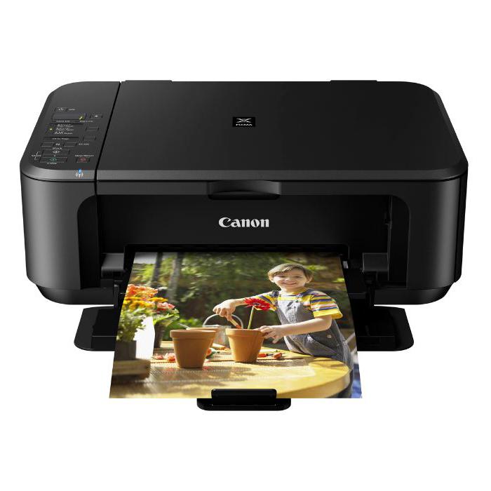 МФУ Canon Pixma MG3640 цветное струйное с Wi-Fi black