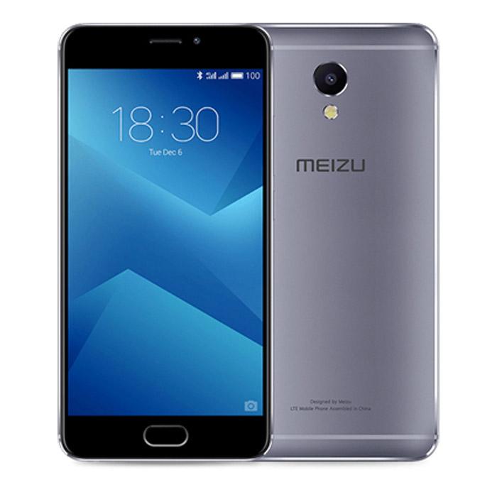 Смартфон Meizu M5 Note 16Gb Gray/Black