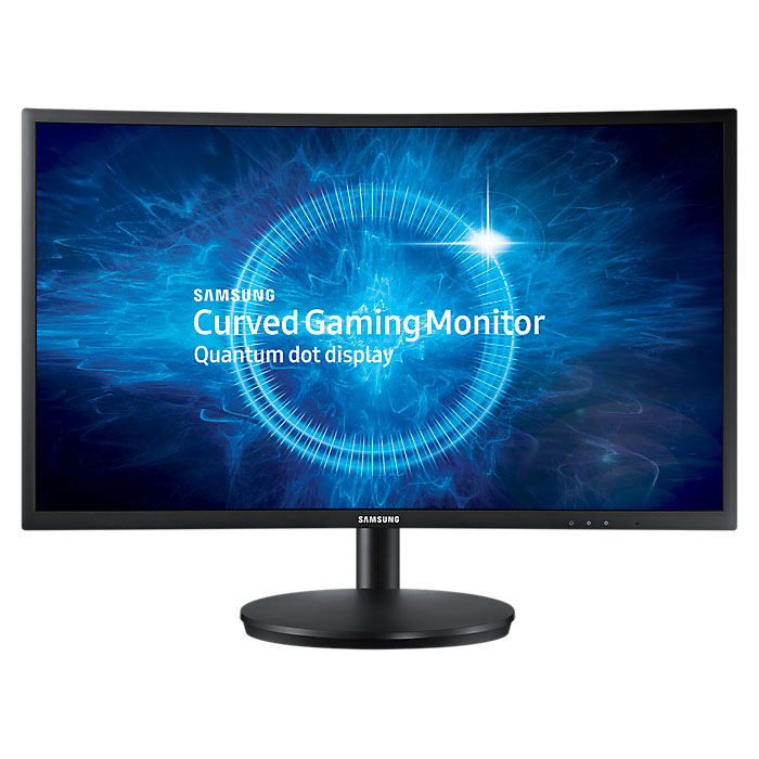 Монитор ЖК Samsung C27FG70FQI 27″ VA LED 1920×1080 1ms HDMI, DisplayPort