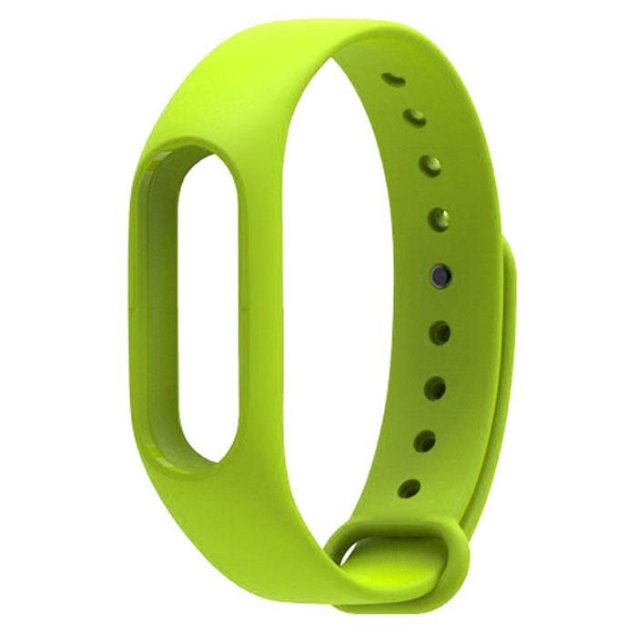 Ремешок для фитнес-браслета Xiaomi Mi Band 2, зеленый