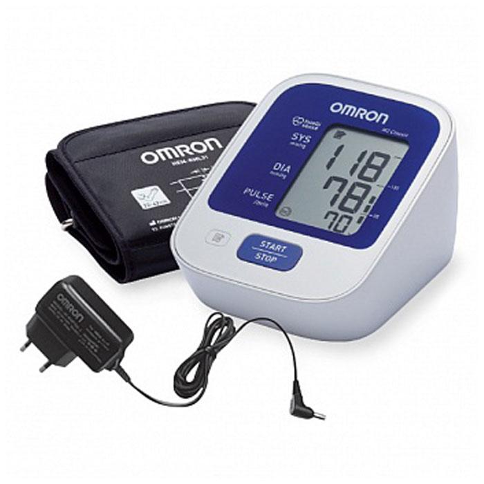Тонометр автоматический Omron M2 Classic (адаптер, универсальная манжета)