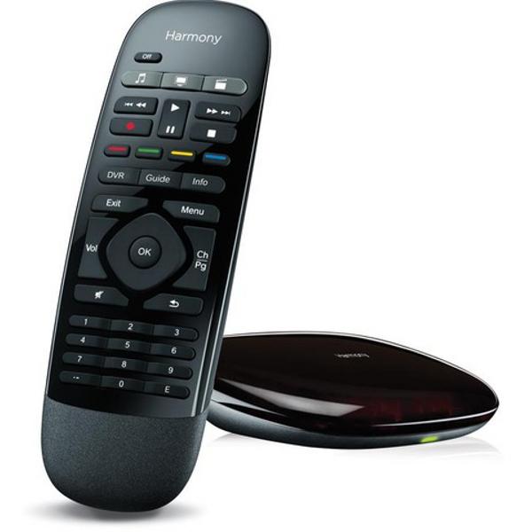 Универсальный пульт Logitech Harmony Smart Control ( 915-000196 )