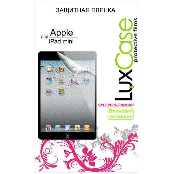 Защитная плёнка для iPad MiniMini 2Mini 3 LuxCase суперпрозрачная